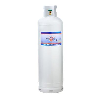 100 lbs. Empty Propane Cylinder with POL Valve
