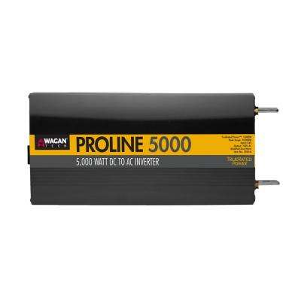Pro Line 24-Volt 5000-Watt/10000-Watt Inverter