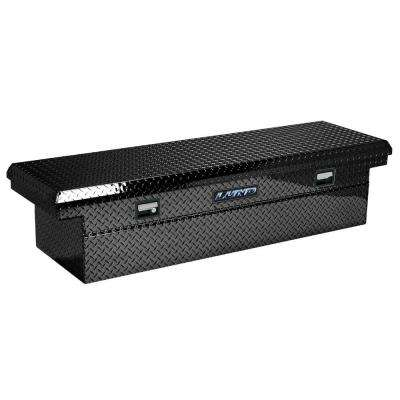 70 in. Aluminum Mid Size Single Lid Cross Bed Truck Tool Box