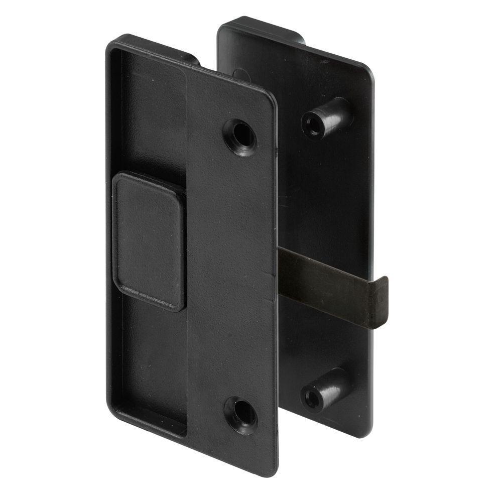 Sliding Screen Door That Locks: Prime-Line 1 In. X 3-1/8 In. Sliding Screen Door Handle
