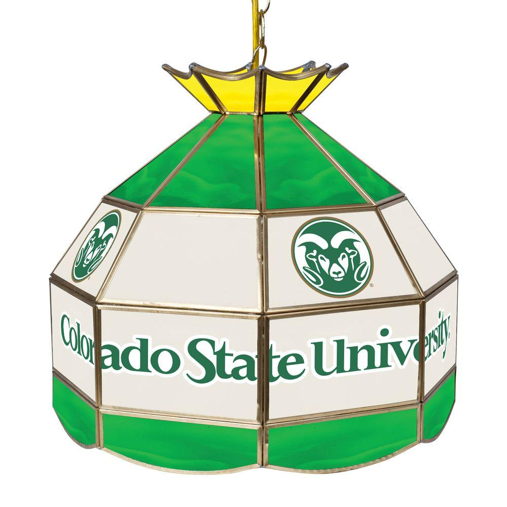 Trademark Global Colorado State University 16 In. Gold