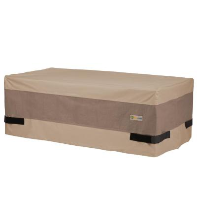 Elegant 49 in. L x 26 in. W x 18 in. H Coffee Table Cover