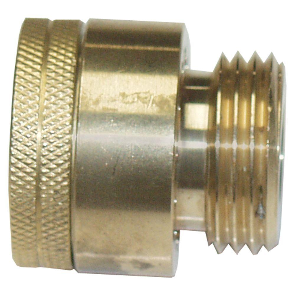 Water Source 3/4 in. Brass Yard Hydrant Vacuum Breaker