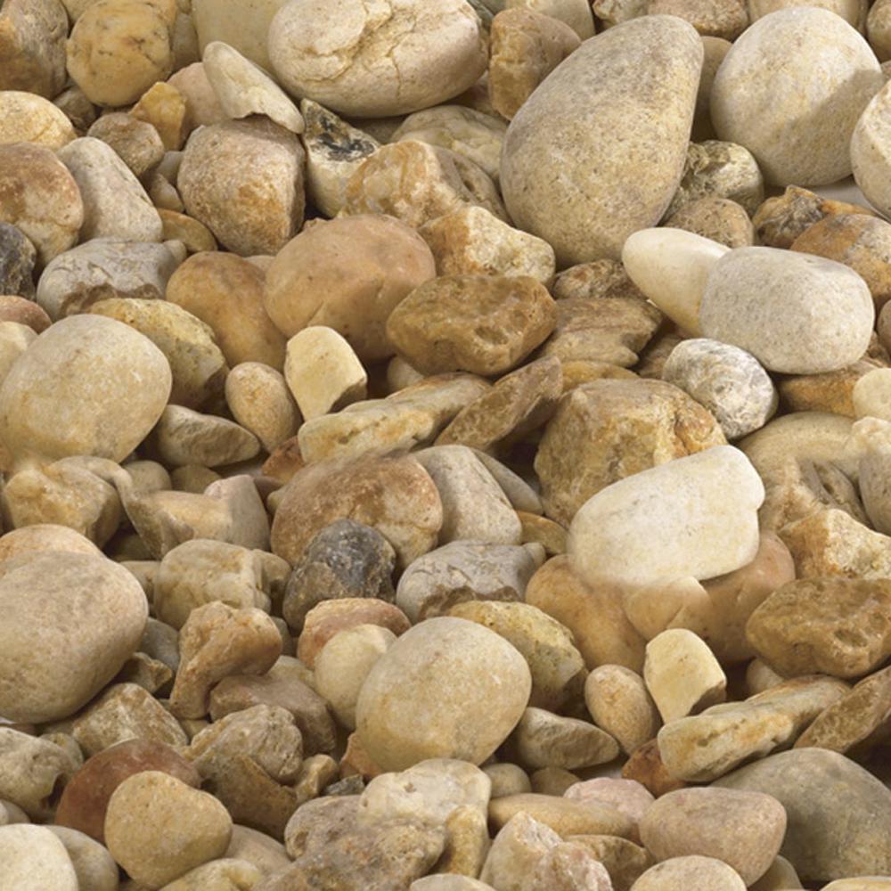 0.5 cu. ft. Creek Stone (64-Bags / 32 cu. ft. per Pallet)