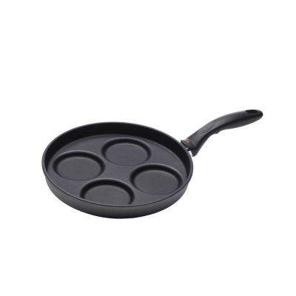 Nonstick Plett Pan - Swedish Pancake Pan