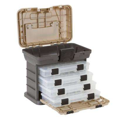 Stow 'N' Go 37-Compartment Rack with 4 Organizer
