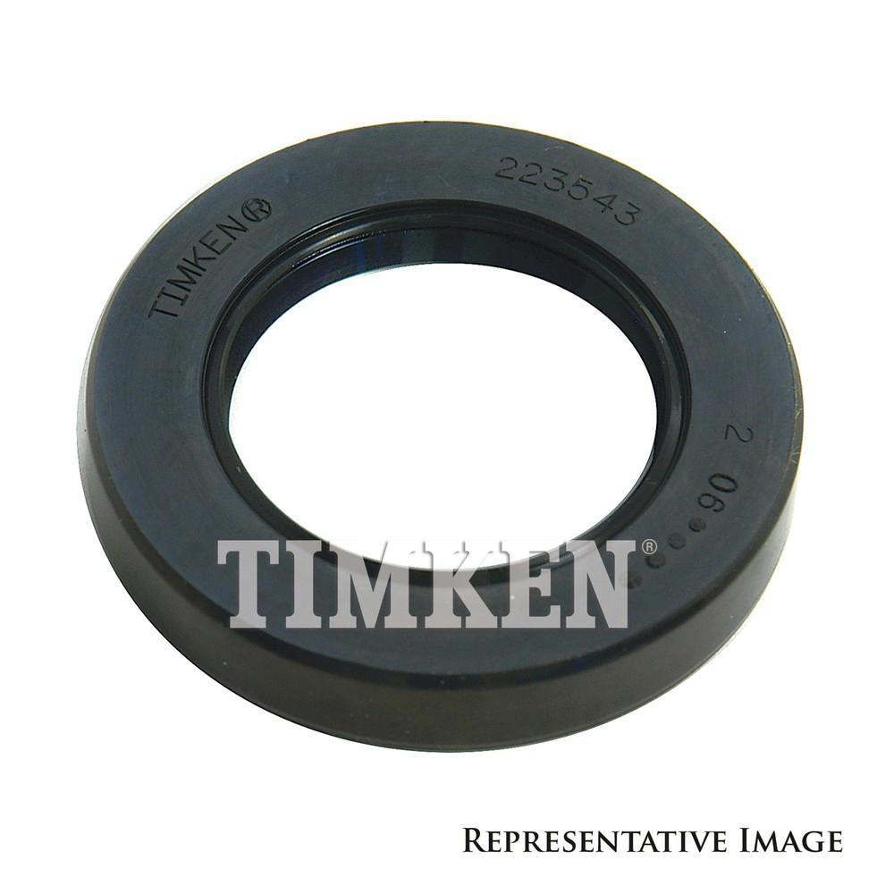 Rear Engine Crankshaft Seal fits 1998-2008 Toyota Corolla Celica Matrix
