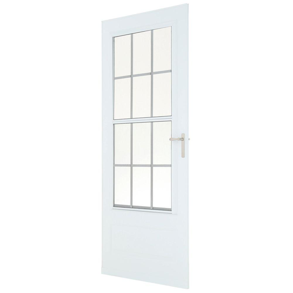 36 x 80 storm doors exterior doors the home depot