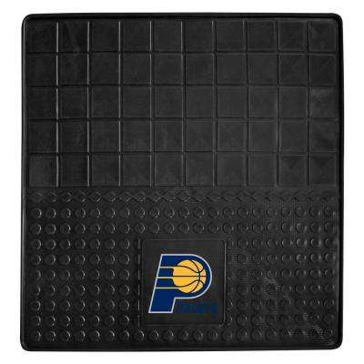 Indiana Pacers Heavy Duty Vinyl 31 in. x 31 in. Cargo Mat