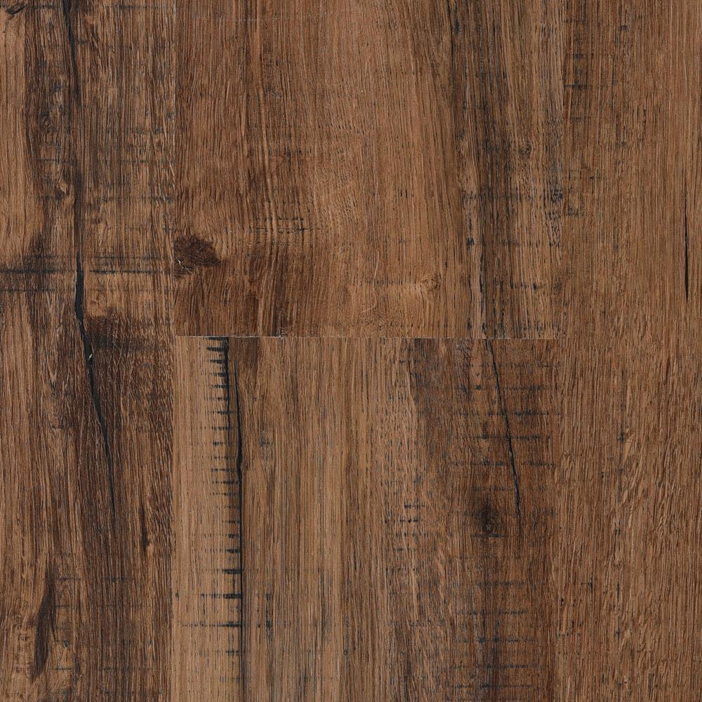 Stetson 7 in. x 48 in. Floating Vinyl Plank Flooring (24.30 sq. ft. / case)