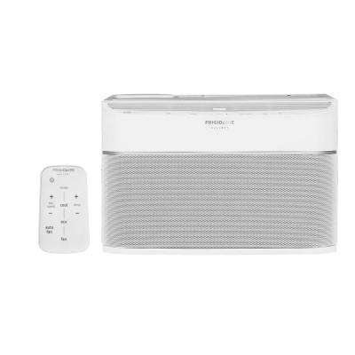 8,000 BTU Cool Connect Smart Window Air Conditioner with Wi-Fi Control