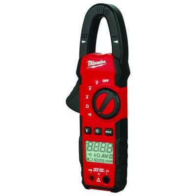 400 Amp AC Digital Clamp Meter