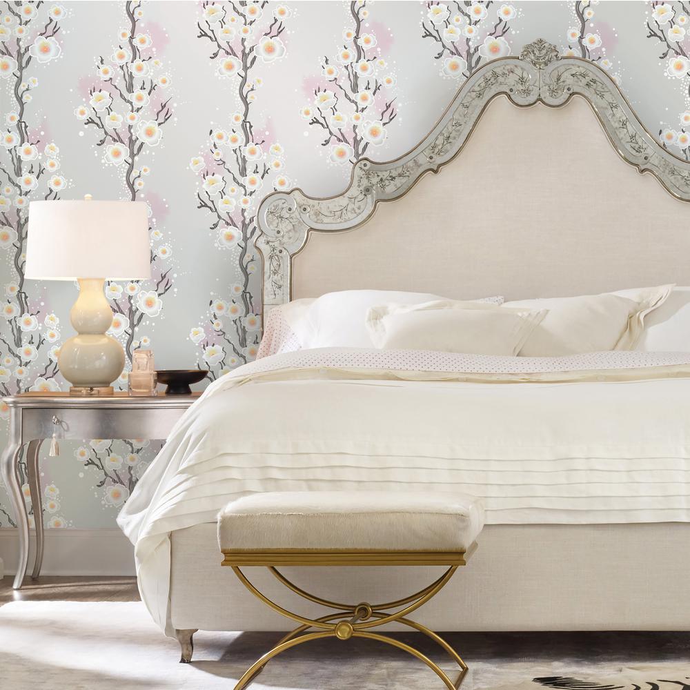 Tempaper Wallpaper: Tempaper Botanical Blossom Wallpaper-BO510