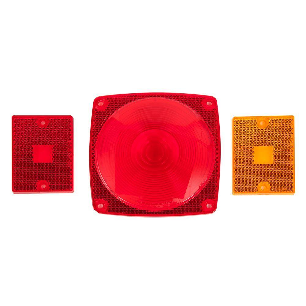 Replacement Lenses (3-Piece)