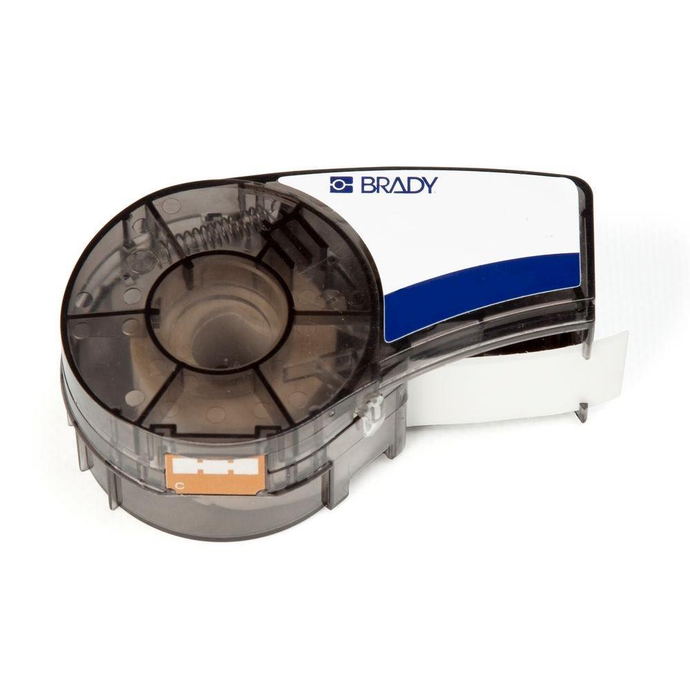 Brady 0.50 in. x 21 ft. Labeling Tape