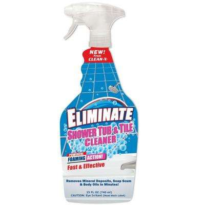 25 oz. Eliminate Shower Tub and Tile Cleaner