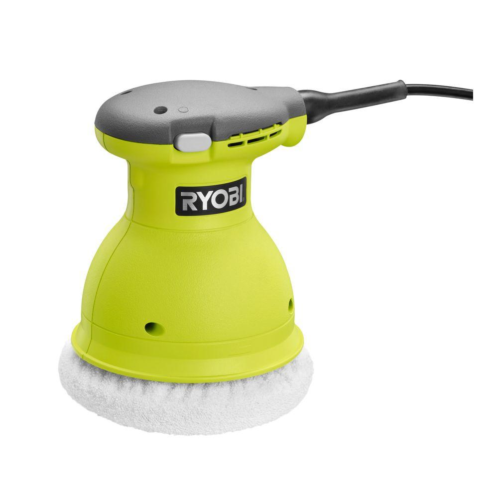 Ryobi 5 Amp 6 in. Buffer/Polisher