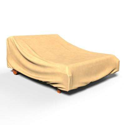 All-Season Patio Chaise Covers Double Chaise