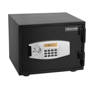 Beroemd Honeywell 0.74 cu. ft. Low Profile Steel Pull Out Drawer Safe with QW93