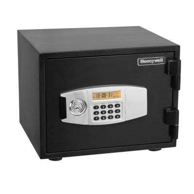 0.50 cu. ft. Fire Resistant Safe with Dual Digital and Key Lock Security