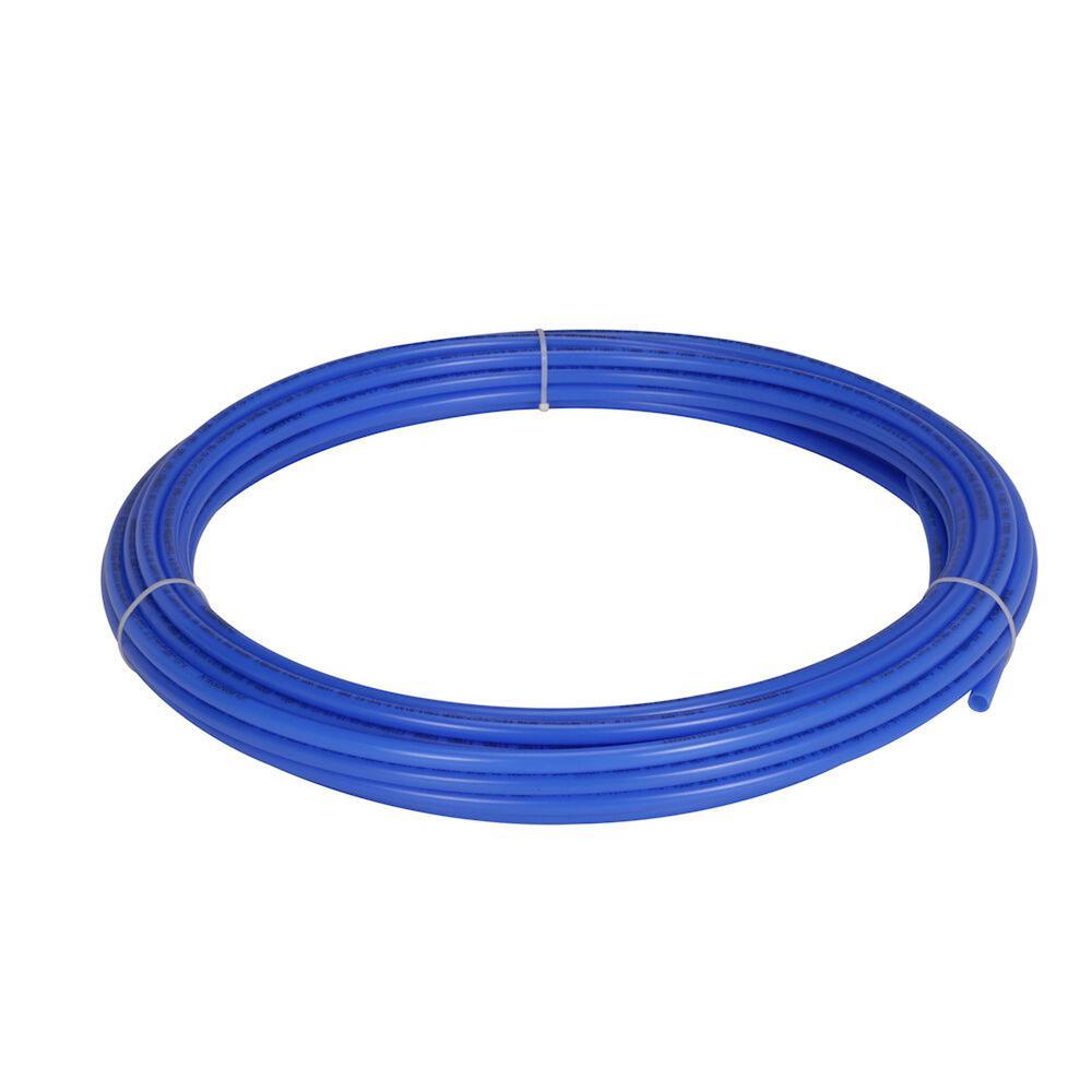 Zurn 1/2 in. x 100 ft. Blue PEX Roll Non-Barrier Tubing