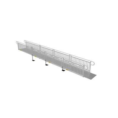 26 ft. Solid Surface Ramp Kit with Vertical Pickets
