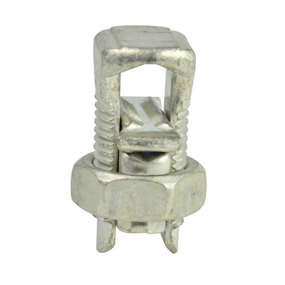 2 AWG Aluminum Split Bolt Connector (Case of 10)