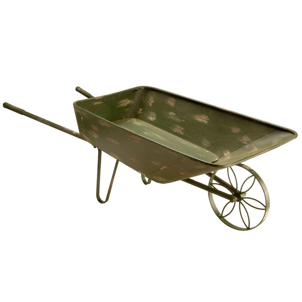 39 in. Garden Accents Garden Cart
