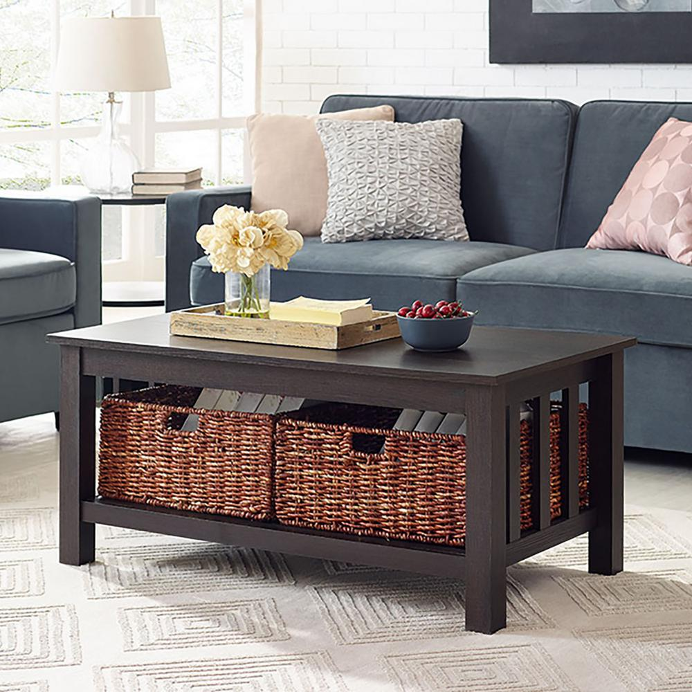 Walker Edison Furniture pany Coffee Table Accent Tables