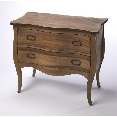Drawer Chestbutler Rochelle Natural Drawer Chest