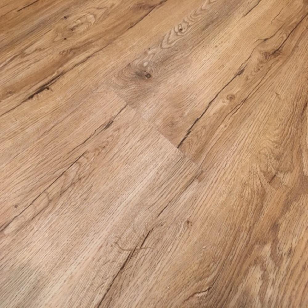 Dekorman European Oak 9 In Wide X 60 In Length Vinyl Plank Spc Click Locking Flooring 225 80 Sq Ft