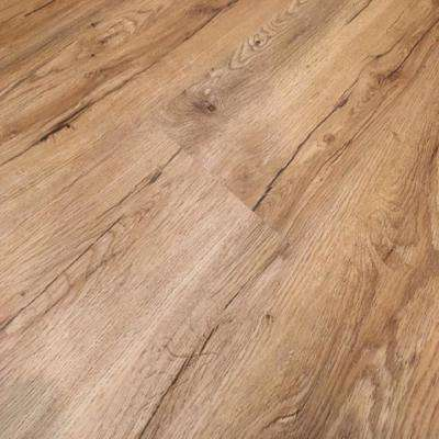 European Oak - 9 in. Wide x 60 in. Length Vinyl Plank SPC Click-Locking Flooring (225.80 sq. ft.)