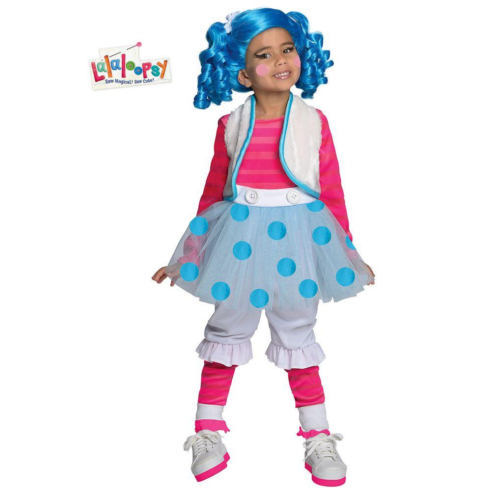 rubies costumes lalaloopsy deluxe mittens fluff and stuff costume
