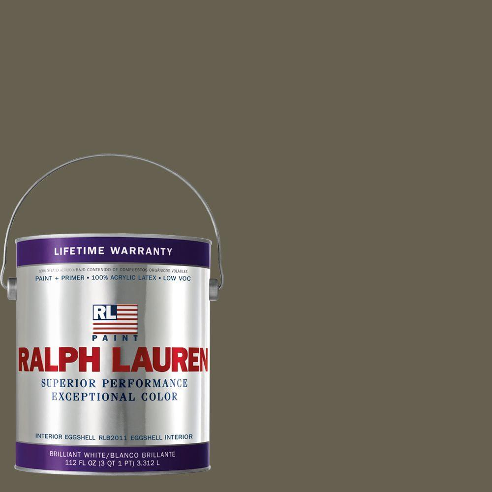 Ralph Lauren 1-gal. Frugal Brown Eggshell Interior Paint