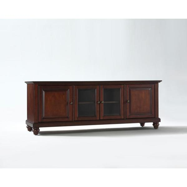 Crosley Cambridge Mahogany Entertainment Center KF10005DMA