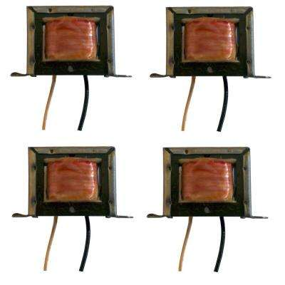 120-Volt 1-Lamp F8T5 Normal Power Factor Magnetic Ballast (4-Pack)