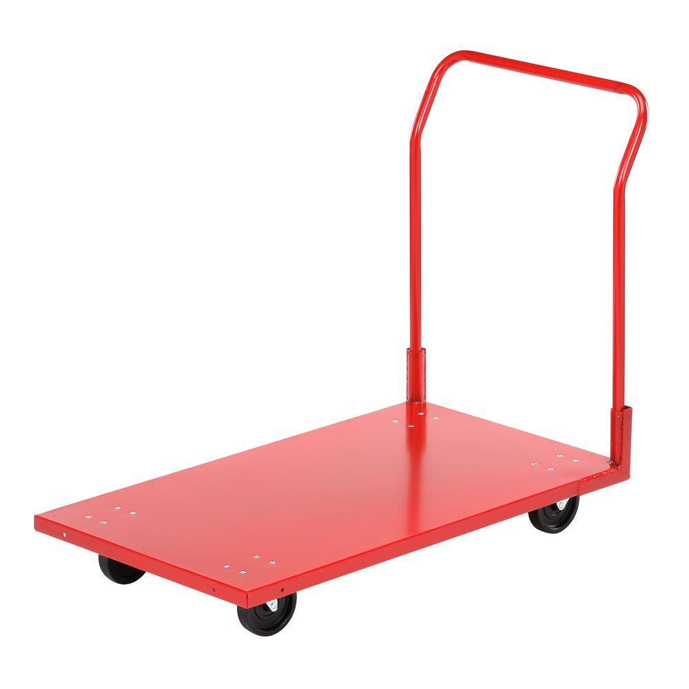 24 in. W Platform Cart