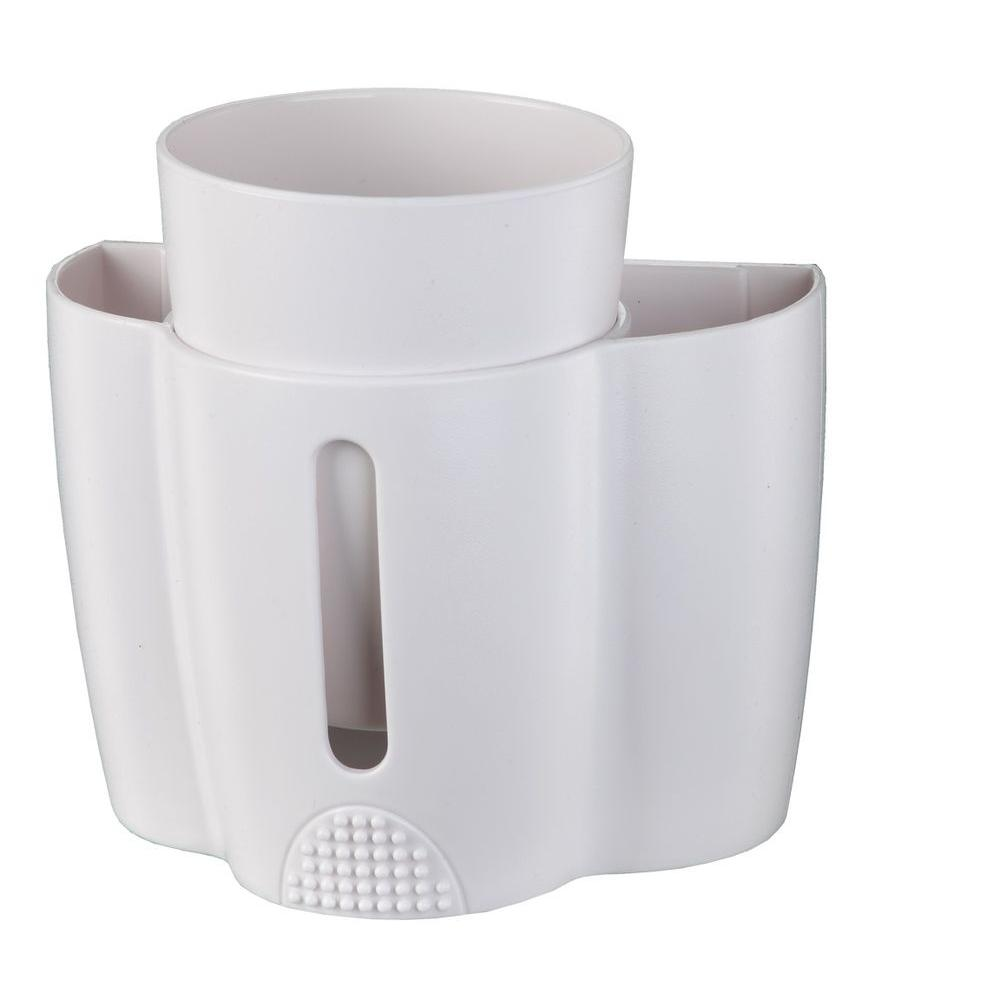 Better Living Products B. Smart Toothbrush Holder in White