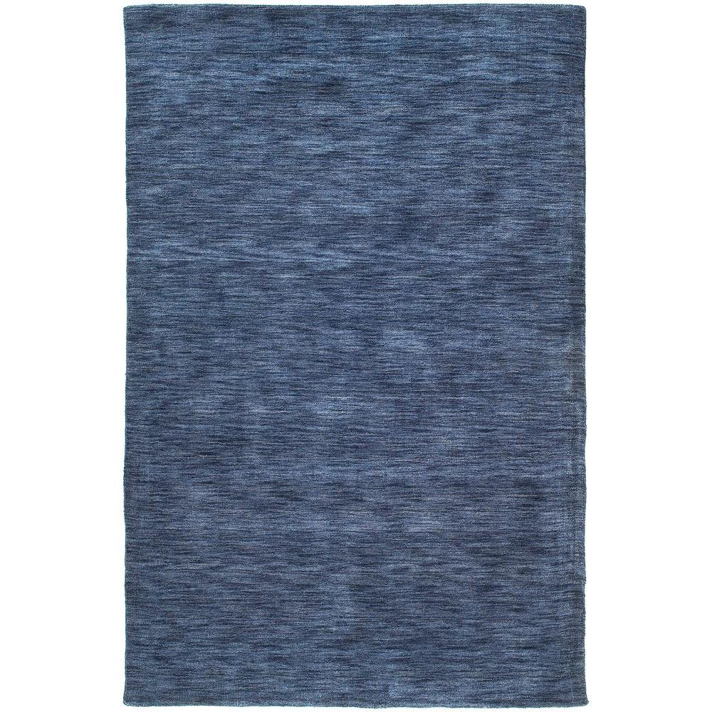 Renaissance Blue 9 ft. 6 in. x 13 ft. Area Rug