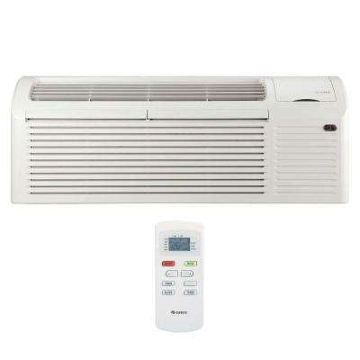 7,000 BTU Packaged Terminal Air Conditioning (0.6 Ton) + 3 kW Electrical Heater (11 EER) 265V