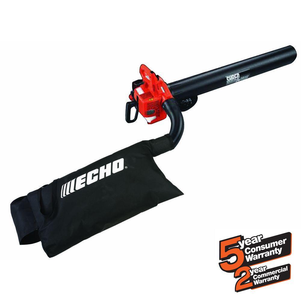 echo 140 mph 305 cfm 21 2cc gas 2 stroke cycle leaf blower vacuum es rh homedepot com