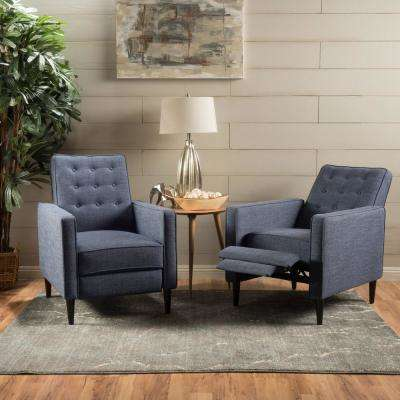2adadb492eaa Noble House - Mid-Century Modern - Fabric - Recliners - Chairs - The ...
