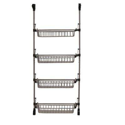 Overdoor 4-Basket Unit