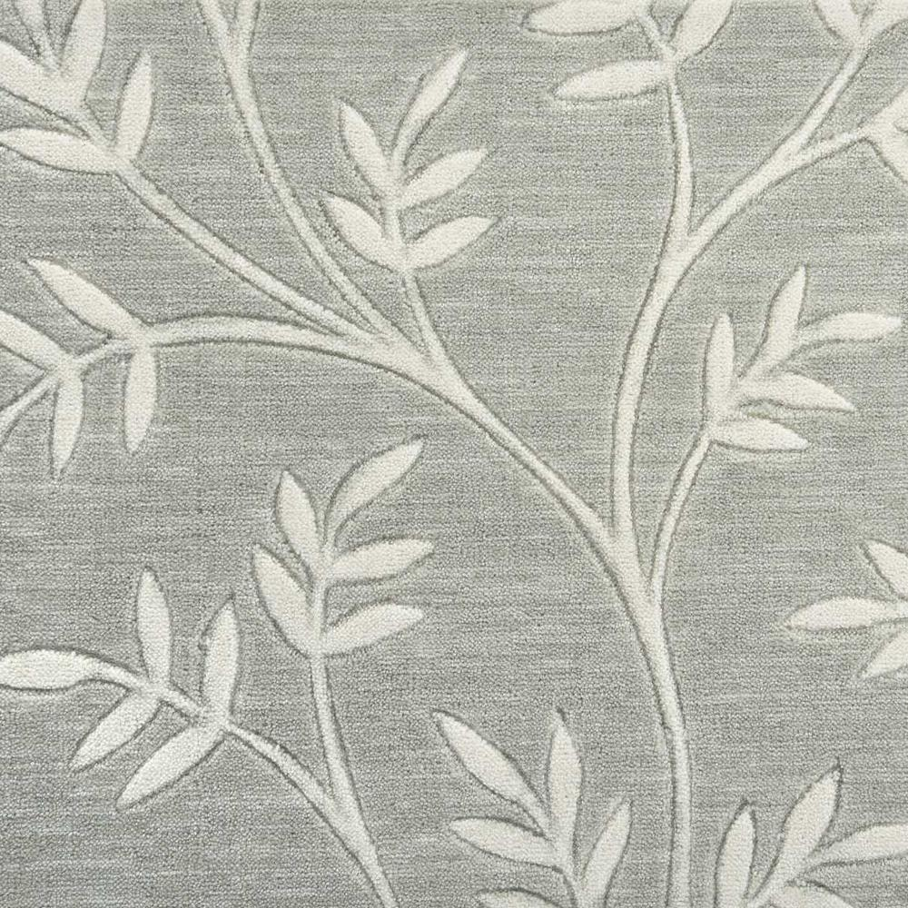 Natural Harmony Spring Freedom Mist Custom Rug With Pad