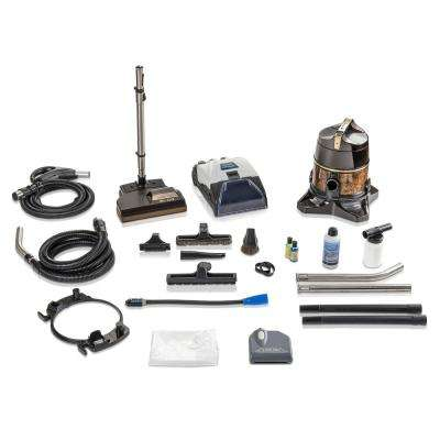 Recondition Rainbow SEPN2 Canister Vacuum with Prolux Storm SEPN2 powerhead and Gen Hoses