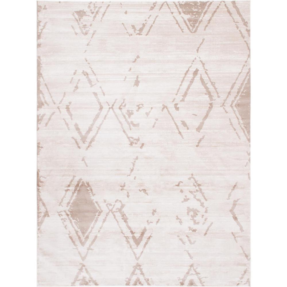 Uptown Collection by Jill Zarin™ Carnegie Hill Beige 9' 0 x 12' 0 Area Rug