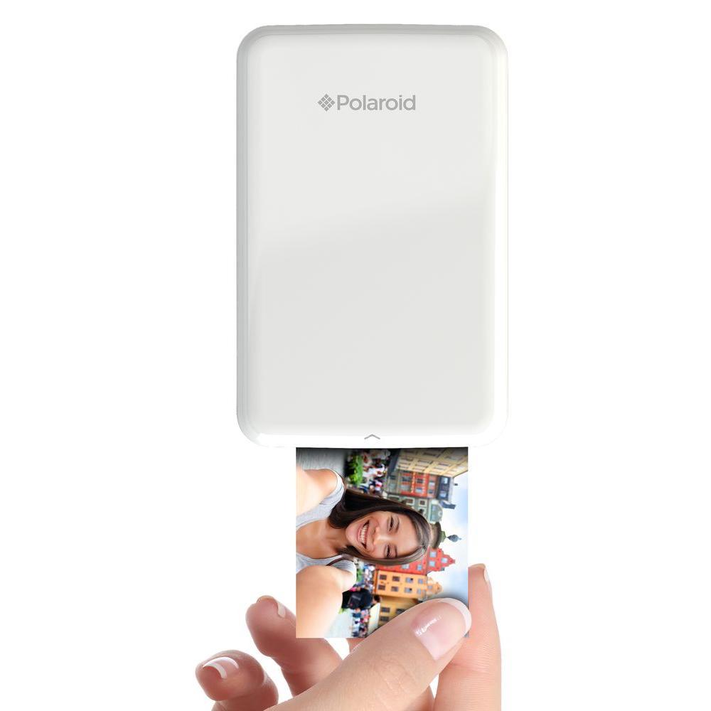 Polaroid Zip Mobile Printer, Zink Zero Ink Printing Techn...
