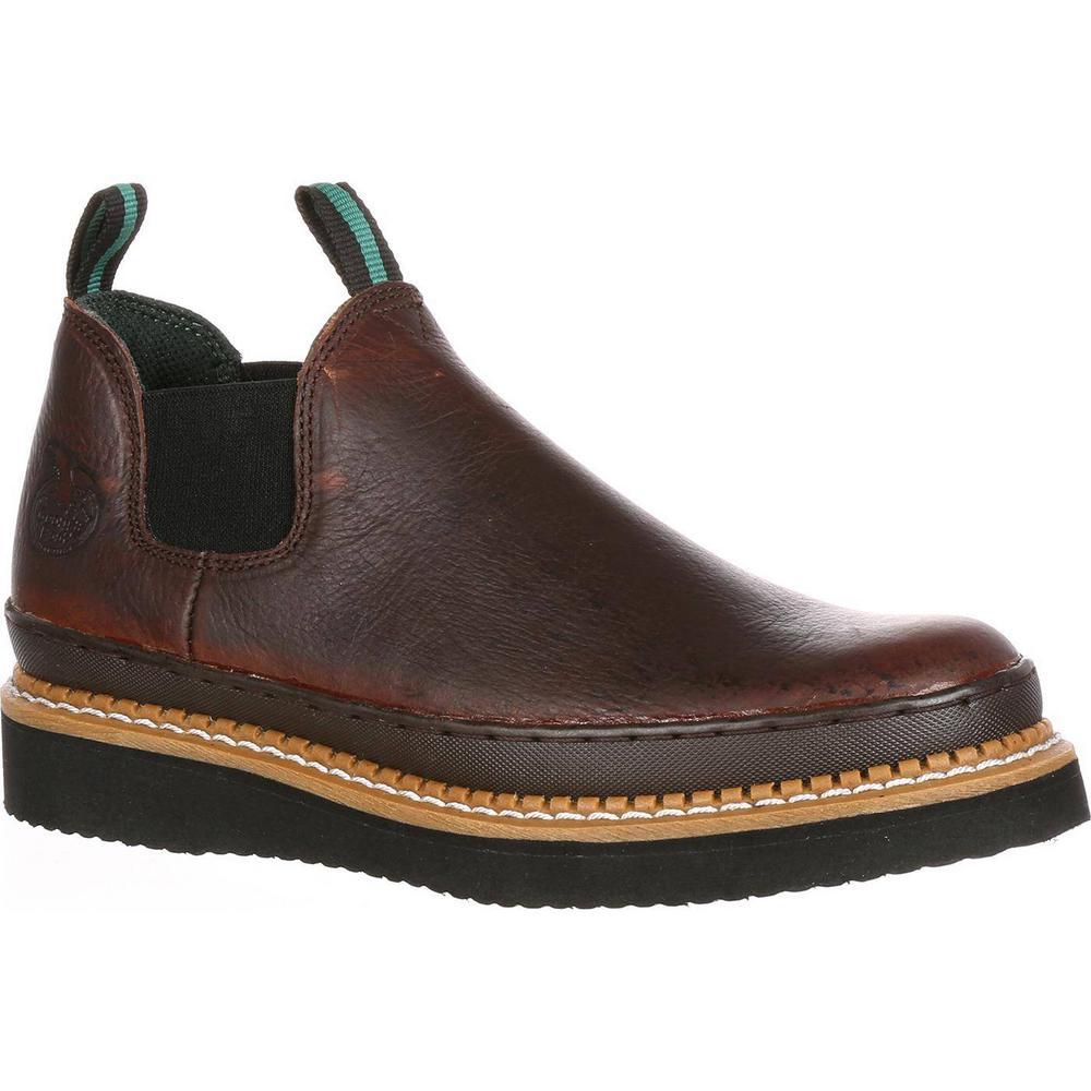 Giant Wedge Romeo Work Shoe - Soft Toe