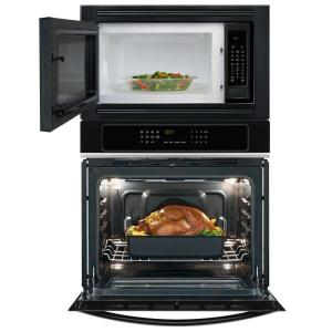 5 frigidaire gallery 27 in electric convection wall oven