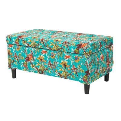 Naomi Tufted Entryway Storage Bench New Dali